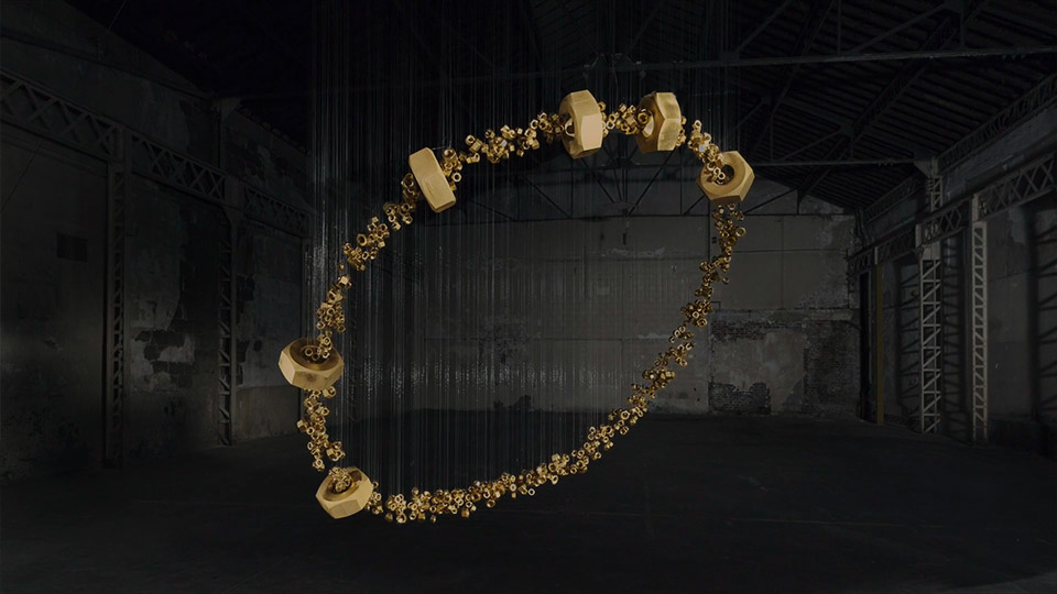 Hyperlapse for Cartier - L'écrou by Cerise Doucède - Richard Gardette