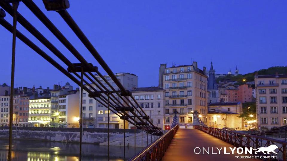 Hyperlapse : Lyon Touristique - Richard Gardette